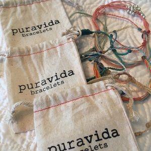 Pura Vida Jewelry - Bundle of 7 Puravida Bracelets